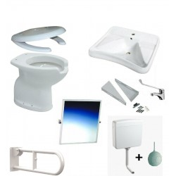 KIT DISABILE BAGNO COMPLETO...